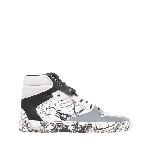 Balenciaga Marble High Sneakers