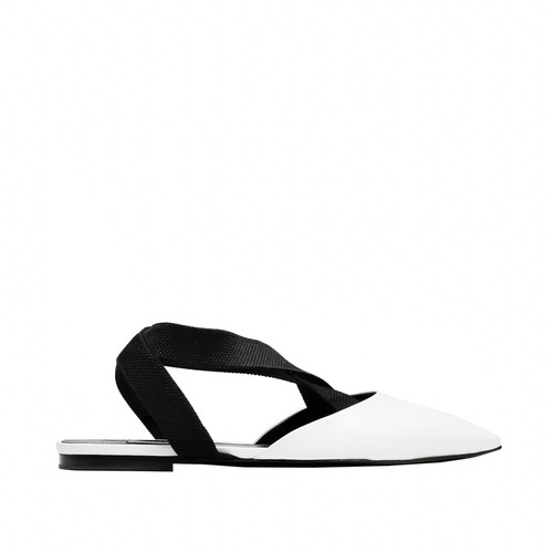 Balenciaga Ballerines Cross