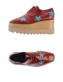 STELLA McCARTNEY - Laced shoes