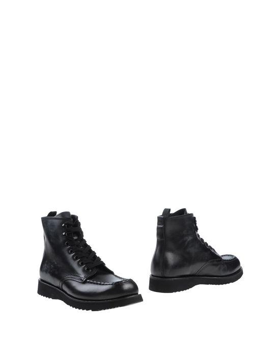 PRADA Полусапоги и высокие ботинки