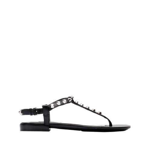 Balenciaga Classic Sandales Entredoigts Plates