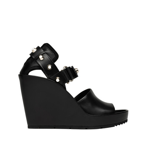 Balenciaga Classic Strap Wedge Sandals