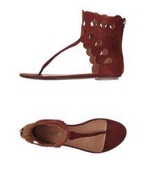 ALAÏA - Thong sandal