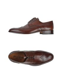 MALDINI - Laced shoes