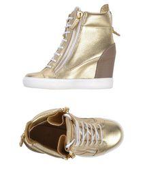 GIUSEPPE ZANOTTI DESIGN - Sneakers alte