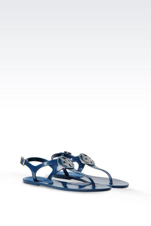 detailed images pretty cheap uk availability armani sandales femme,Armani C555735 Sandales ouvertes femme