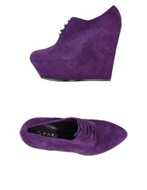 CASADEI - Laced shoes