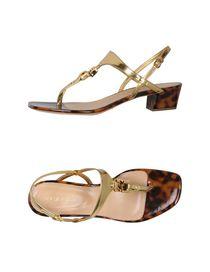 SERGIO ROSSI - Flip flops & clog sandals