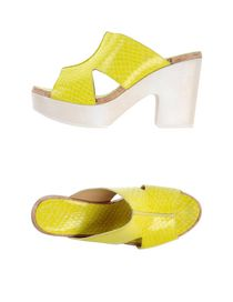 VICINI TAPEET - Open-toe mule
