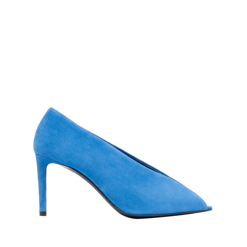 Balenciaga All Time Open Toe Pumps
