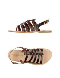 MR & MRS YUO - Flip flops & clog sandals