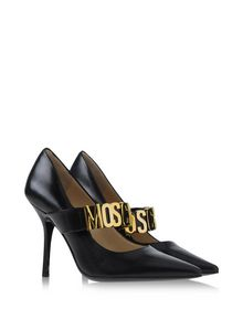 Closed toe - MOSCHINO