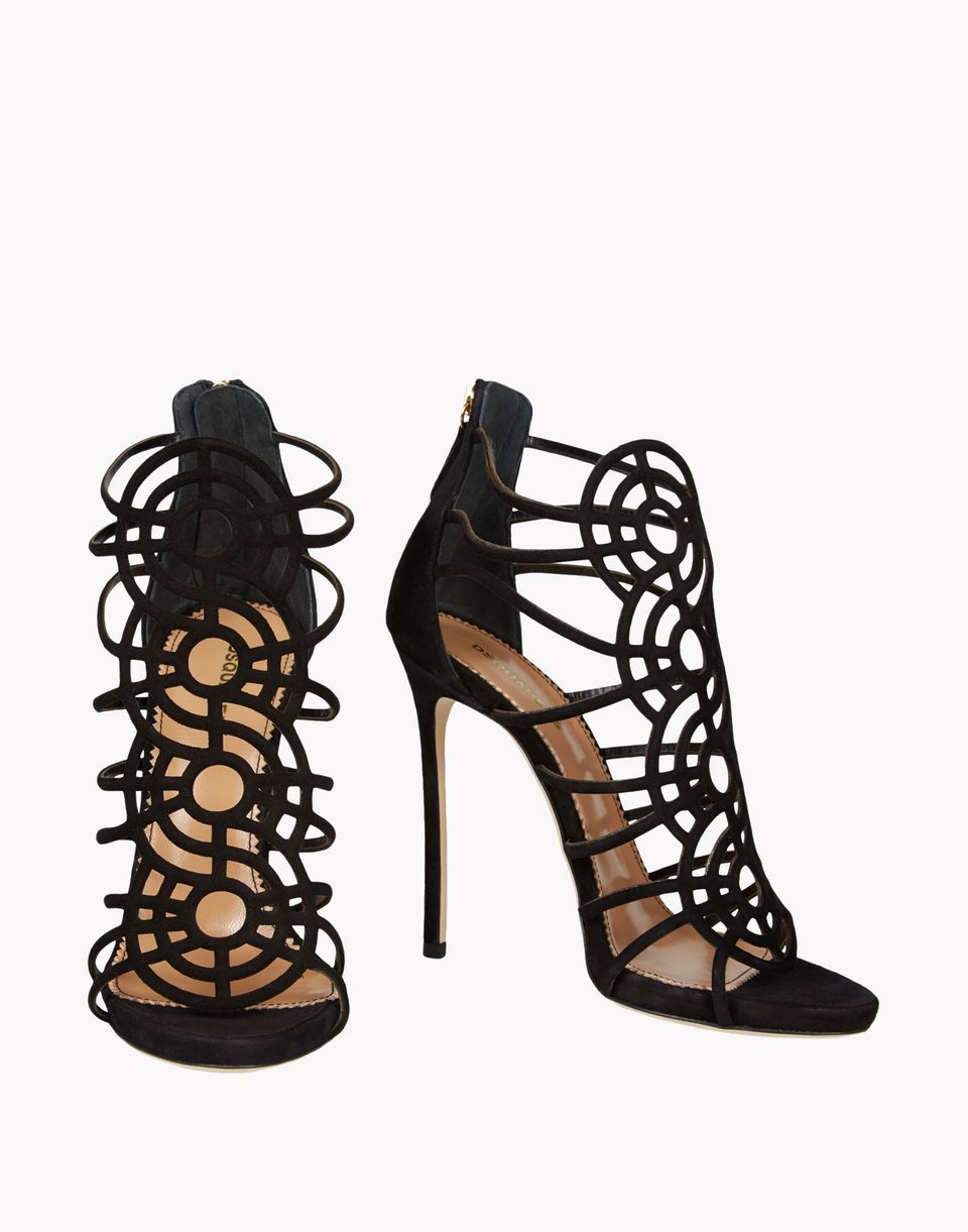 sonya rock sandals shoes Woman Dsquared2