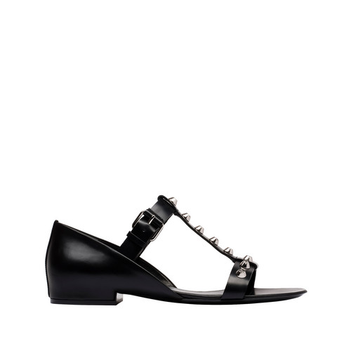 Balenciaga Classic Screw Flat Sandals