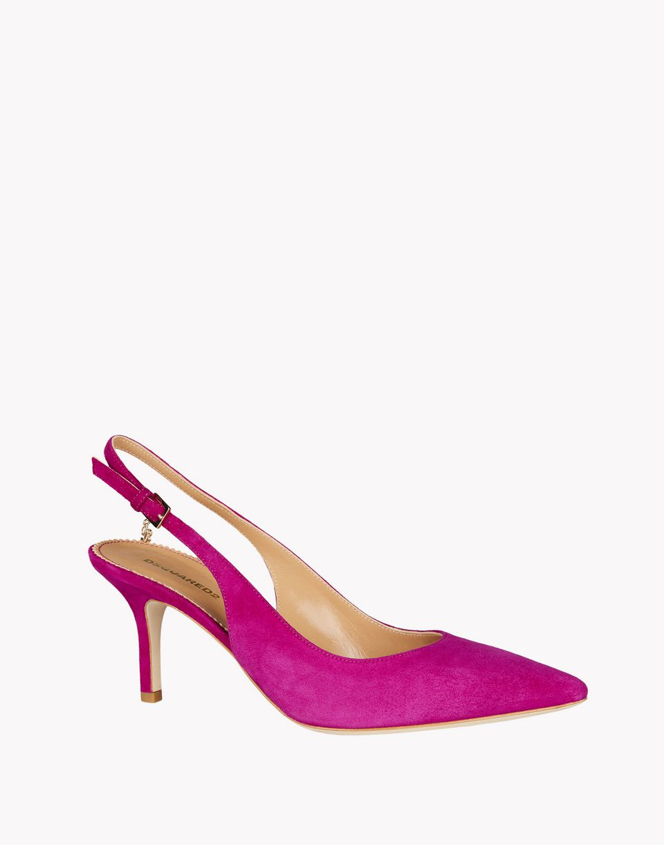 business sling backs shoes Woman Dsquared2