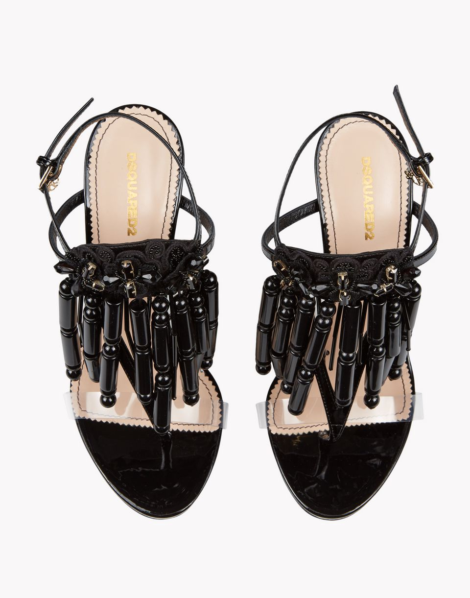 dolly sandals shoes Woman Dsquared2