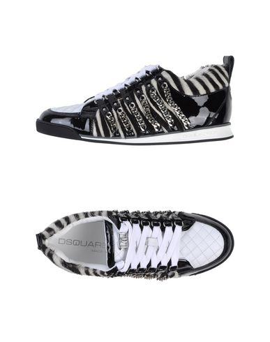 Foto DSQUARED2 Sneakers & Tennis shoes basse donna