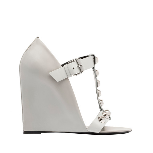 Balenciaga Classic Screw Wedge Sandals