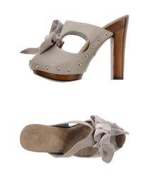 FORNARINA - Open-toe mule