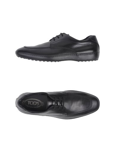 TOD'S - Lace-up shoes