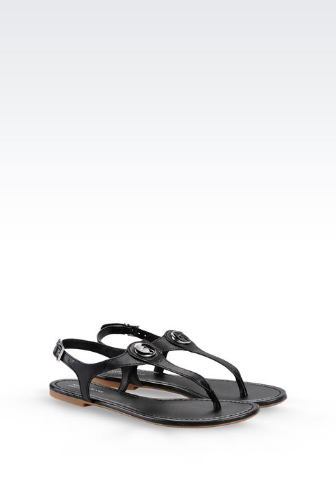 914437157 sandale femme armani