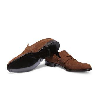 ERMENEGILDO ZEGNA: Loafers  - 44790073WR