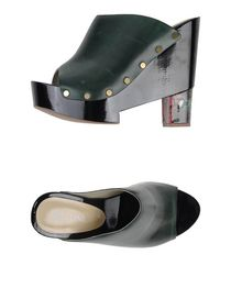 POLLINI - Open-toe mule