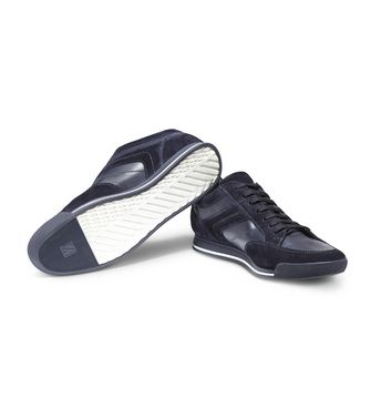 ERMENEGILDO ZEGNA: Sneakers Black - 44792200RC