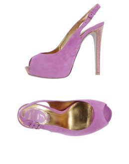 Rene' Caovilla - RENE' CAOVILLA - FOOTWEAR - Sandals
