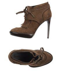 BURBERRY PRORSUM - Laced shoes