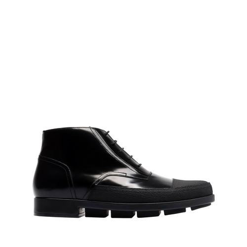 Balenciaga Cube Ankle Boots