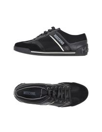 MOSCHINO - Low-tops & trainers