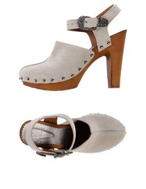 CASTA E DOLLY - Open-toe mule