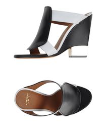 GIVENCHY - Open-toe mules