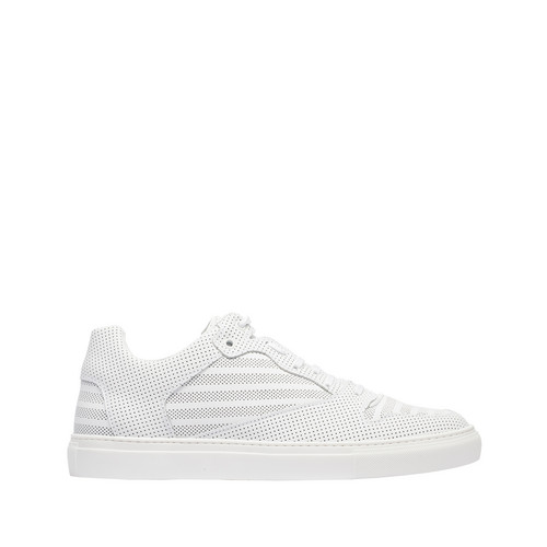 Balenciaga Monochrome Low Sneakers