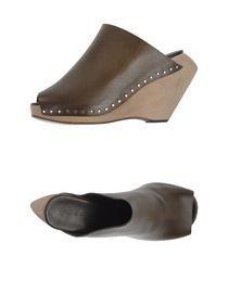 RICK OWENS - Open-toe mule