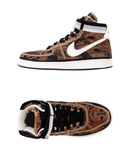 Nike - Высокие Кеды И Кроссовки Для Женщин - Высокие Кеды И Кроссовки Nike на YOOX