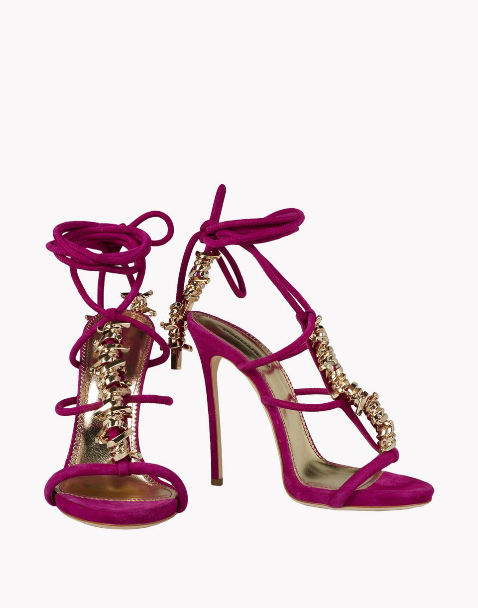 babe wire sandals shoes Woman Dsquared2
