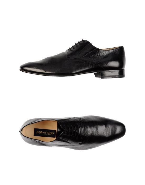 PAKERSON Обувь на шнурках