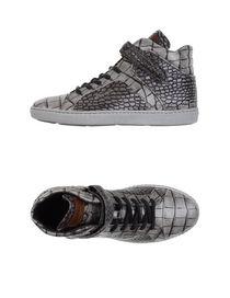 SANTONI - Sneakers alte