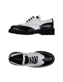 PRADA SPORT - Laced shoes