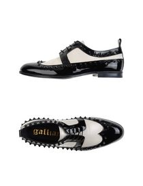 GALLIANO - Laced shoes