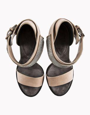 BRUNELLO CUCINELLI MZDMRC144 Sandalo D e