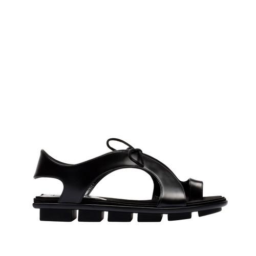 Balenciaga Curve Flat Sandals