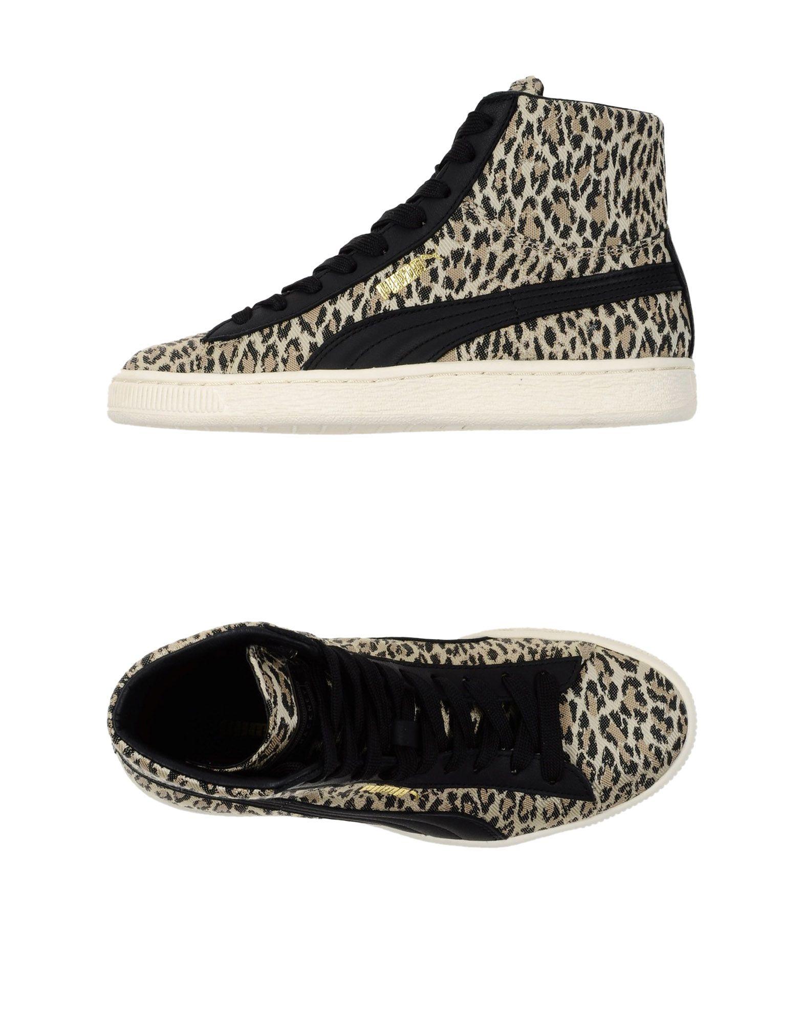 Scarpe Puma Leopardate