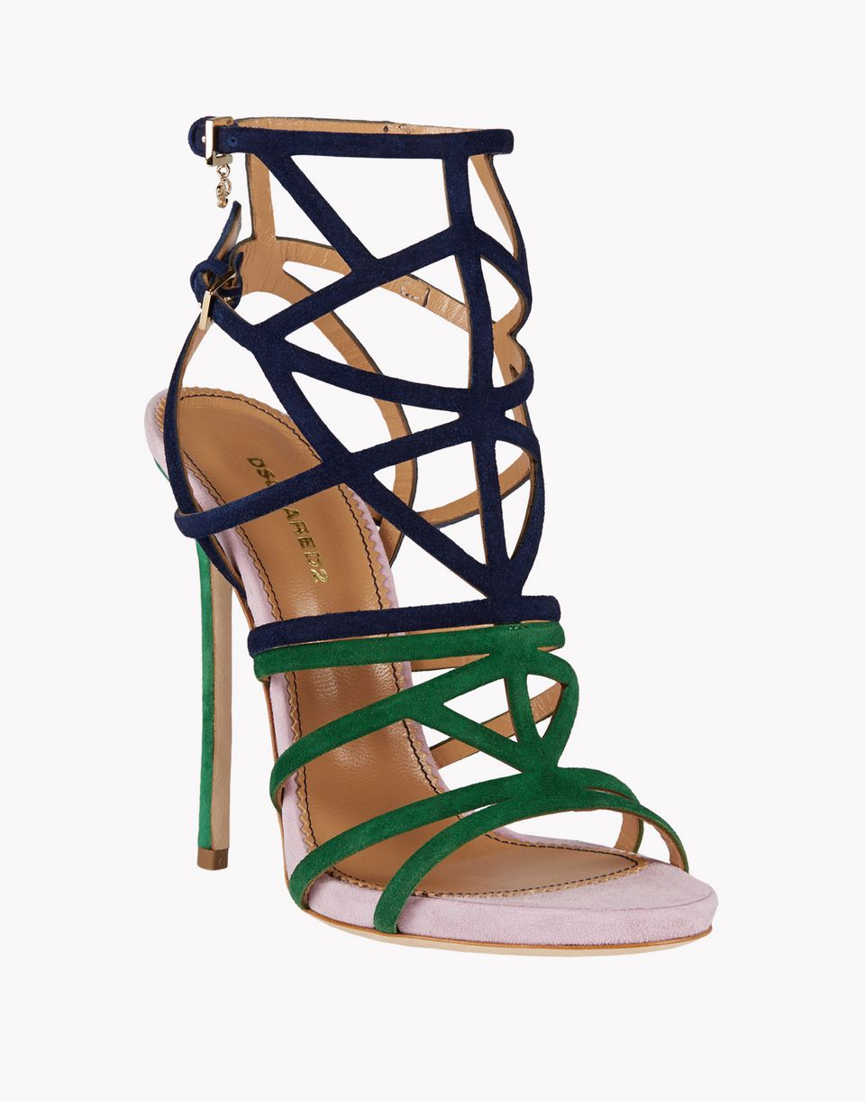 antigone sandals shoes Woman Dsquared2