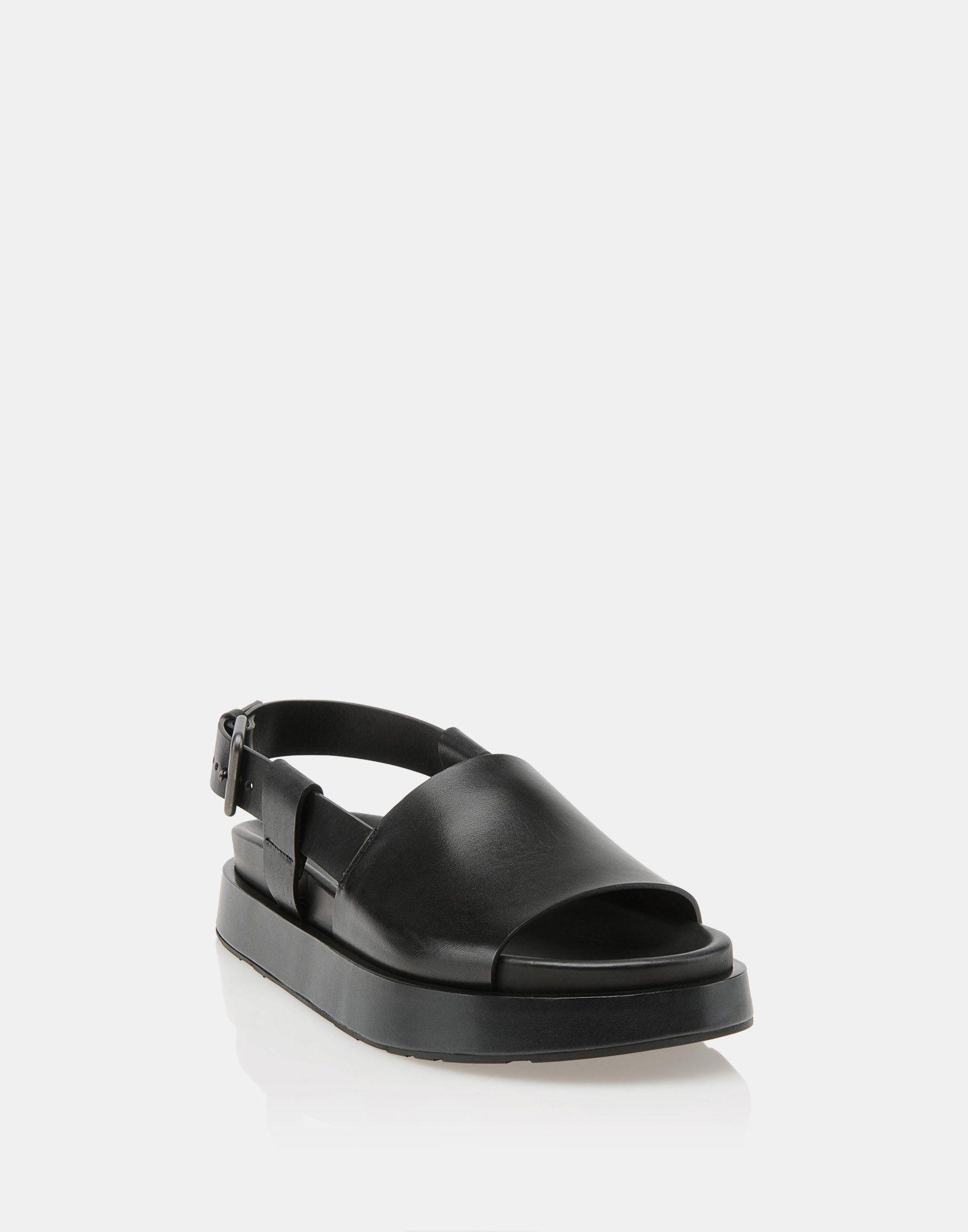 Leather sandals Jil Sander hPjdvmDS