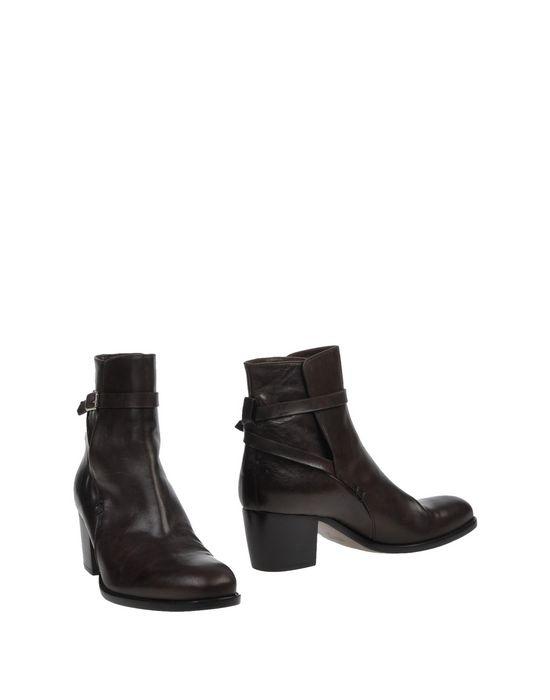 LENA MILOS Полусапоги и высокие ботинки