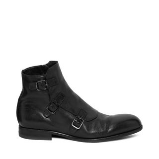 ALEXANDER MCQUEEN, Boots, Three Buckle Boot