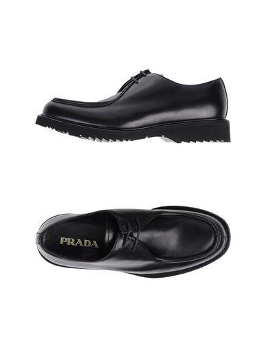 Обувь на шнурках PRADA 44822411XI
